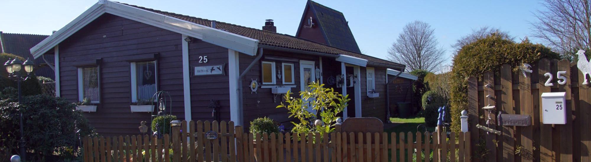 Schwedisches Holzhaus in Hohenfelde an der Ostsee